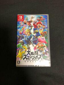Nintendo Switch 大乱闘スマッシュブラザーズSPECIAL