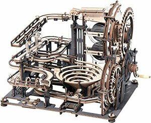 軌道 Robotime 2021 立体パズル 木製パズル クラフト プレゼント おもちゃ オモチャ 知育玩具 男の子 女の子 大