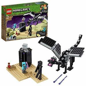 限定価格!レゴ(LEGO) マインクラフト 最後の戦い 21151 ブロック おもちゃ 男の子W5ZV