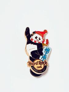 Hard Rock Cafe ピンバッジ ピンバッチ パンダピン ディズニー