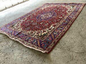 295×200cm ペルシャ絨毯 絨毯 ラグ アンティーク家具 マジック カーペット 01BEPRB211013026E