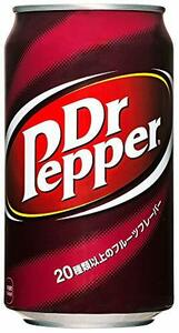 コカ・コーラ ドクターペッパー 350ml缶×24本
