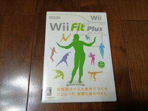 【Wii】 Wii Fit Plus