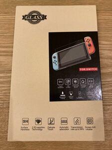 Nintendo Switch ニンテンドースイッチ ガラスフィルム スイッチ保護フィルム 9H