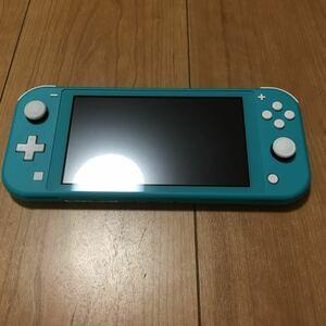 Nintendo Switch Lite ターコイズg 2020年製