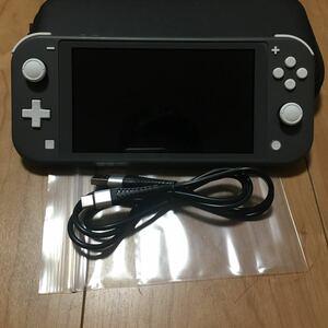 蒼空様専用 Nintendo Switch Lite グレー