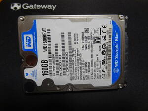 SONY PS3 for system software HDD 160GB operation verification goods