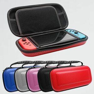新品 目玉 Switchケ-ス 2-75 Switch レッド Switch収納バッグ 高品質ハ-ドポ-チ 耐衝撃 防塵 防水 ニンテンド-スイッチ ケ-ス