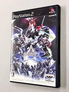 即決!ハガキ付!PS2「アナザーセンチュリーエピソード3 ファイナル:ACE3」送料150円