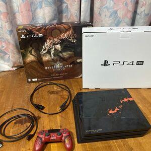 PlayStation4 Pro リオレウスエディション
