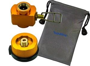 ガスアダプターG10 ガス詰め替えアダプター cb缶 od缶 22