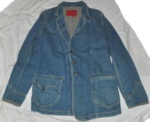 LEVI'S RED リーバイスレッド デニムジャケット ハンティングジャケット