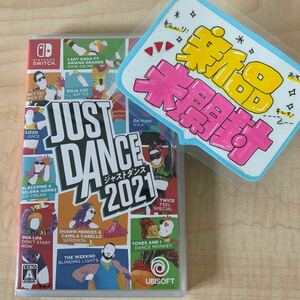 【Switch】 ジャストダンス2021