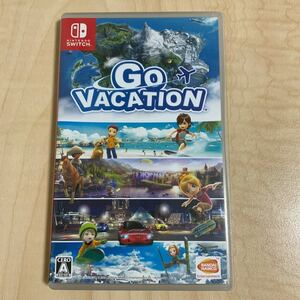 【Switch】 GO VACATION ゴーバケーション