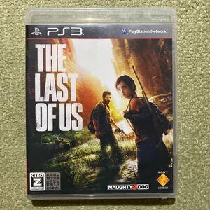 PS3 ラストオブアス 即決