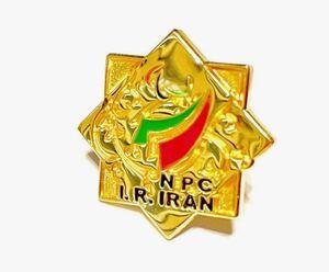 東京2020 オリンピック パラリンピック イラン ピンバッジ 非売品