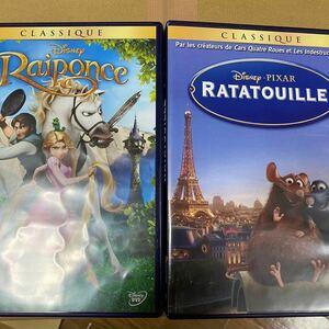 フランス語 ディズニー映画DVD