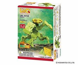 ラキュー (LaQ) インセクトワールド(InsectWorld) ミニカマキリ