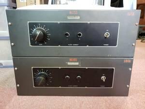 Western Electric ウエスタン エレクトリック ラインアンプ 106A 2台 オリジナル。