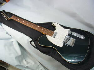 ■HISTORY■テレキャスタータイプギター■Z2-CFS/GB■中古■ ★即決★
