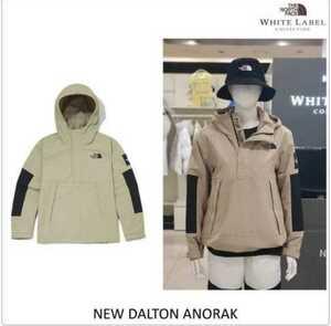 THE NORTH FACE WHITE LABEL2021 NEW DALTON ANORAK 男女兼用 新品 ナイロンジャケット