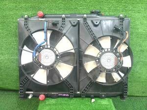 ステップワゴン DBA-RK1 ラジエター ラジエータ CVT 2WD 電動ファン付 61201 19010-R0A-J01