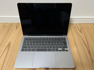 美品 Apple MacBook Air (Retina, 13.3インチ, 2020) Intel Core i5 1.1GHz 8GB SSD512GB 充放電54回