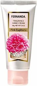 FERNANDA(フェルナンダ) Hand Cream Pink Euphoria (ハンドクリーム ピンクエウフォリア)
