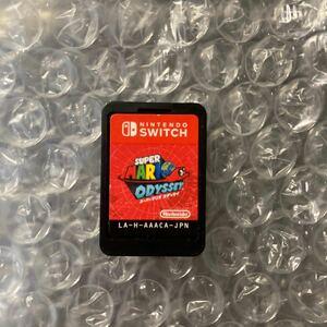Switch ニンテンドースイッチ スーパーマリオオデッセイ ソフト
