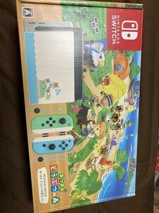 Nintendo Switch どうぶつの森 美品 1円スタート