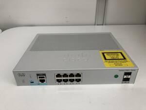 Cisco Catalyst 2960-Lシリーズ WS-C2960L-8TS-LL、初期化済み、動作確認済み
