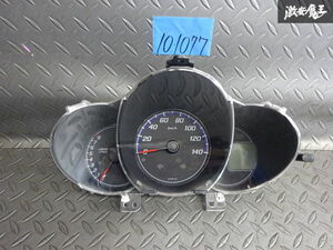 保証付 ホンダ純正 JF1 N-BOX Nボックス 前期 スピードメーター 計器 78100-TY0-J820 即納 走行距離不明