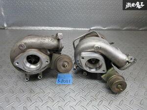 保証付 日産純正 BNR34 R34 スカイライン GT-R GTR RB26DETT RB26 ターボチャージャー タービン 過給機 14411-AA300 実働車外し R32 R33