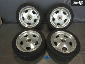 ^ selling out *RAYS Rays VERSUS AD 17 -inch 8J +15 9J +18 4 hole 5 hole PCD 114.3 multi hub diameter approximately 72mm wheel 4ps.@GS120 Crown ..