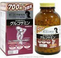 700個 (x 1) 野口医学研究所 コンドロイチン&グルコサミン700粒(お徳用)