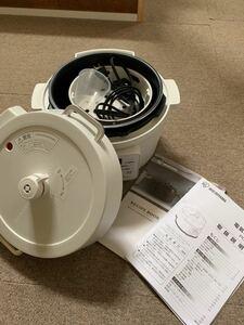 アイリスオーヤマ 電気圧力鍋 4L pc ma4