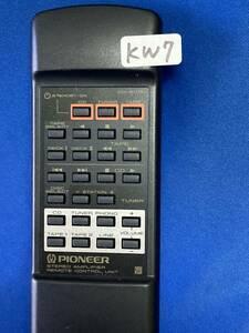 KW7 ★送料込★動作保証有★CU-A014 PIONEER パイオニア オーディオ リモコン CU-A014 CU-AO14