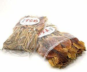 スルメイカ 業務用 無添加 1kg (500g×2袋) 北海道産 するめいか 小ぶり 40枚前後 スルメイカ 函館え