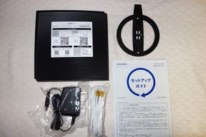 【新品同様・動作確認済】I-O DATA WN-DAX1800GR Wi-Fi 6 対応Wi-Fiルーター