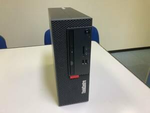 Lenovo ThinkCentre M710e Win10 Core i5-7400 3.00GHz/8G/500GB 【中古品】 管理M3208