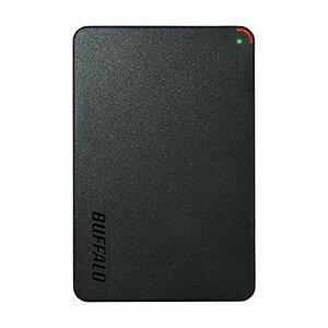 目玉 BUFFALO ミニステーション USB3.1(Gen1)/USB3.0用ポータブルHDD 2TB
