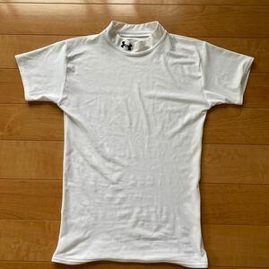 アンダーアーマー UNDER ARMOUR ハイネック コンプレッションシャツ 半袖 インナーシャツ