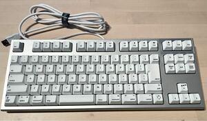 東プレ R2TLSA-JP3M-WH リアルフォース REALFORCE Mac キーボード