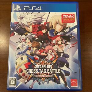 【PS4】 BLAZBLUE CROSS TAG BATTLE Special Edition