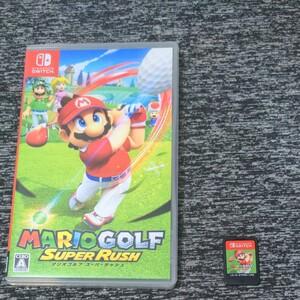 【Switch】 マリオゴルフ スーパーラッシュ Nintendo Switch