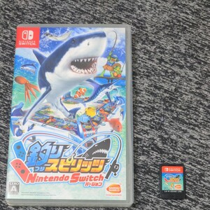 【Switch】 釣りスピリッツ Nintendo Switch