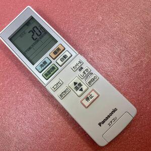 【送料無料】Panasonic パナソニック リモコン エアコンACXA75C10990 即決 1025J