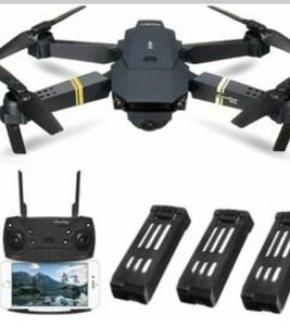 E58 ドローンカメラ付き WiFi