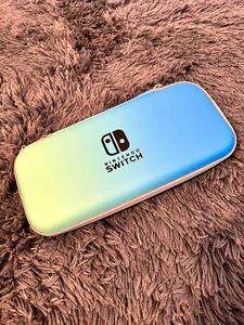 Nintendo Switch 有機ELモデル対応 スイッチ 専用ケース プロコン収納 持ち運び 任天堂