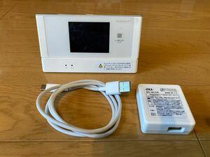 【クレードル付】UQ Wimax Speed Wi-Fi NEXT W05 SIMフリー(マニュアル付)
